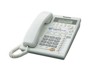 Panasonic  KX-TS3282W 2 Line Telephone